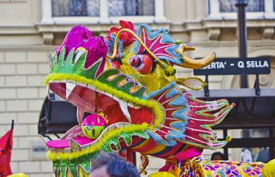 Capodanno cinese a Palermo