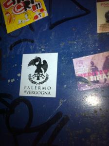 Palermo si vergogna