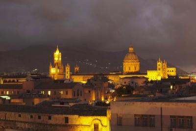 Dalla Torre di San Nicolò all'Albergheria