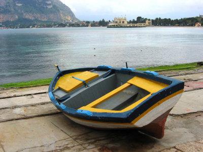 Barca a Mondello