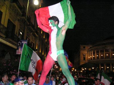 Campioni del mondo a Palermo...