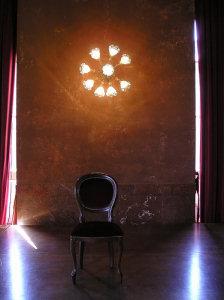 Sedia al Teatro Massimo
